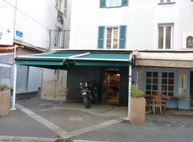 Agence Raineri - LOCAL COMMERCIAL RUE FESCH